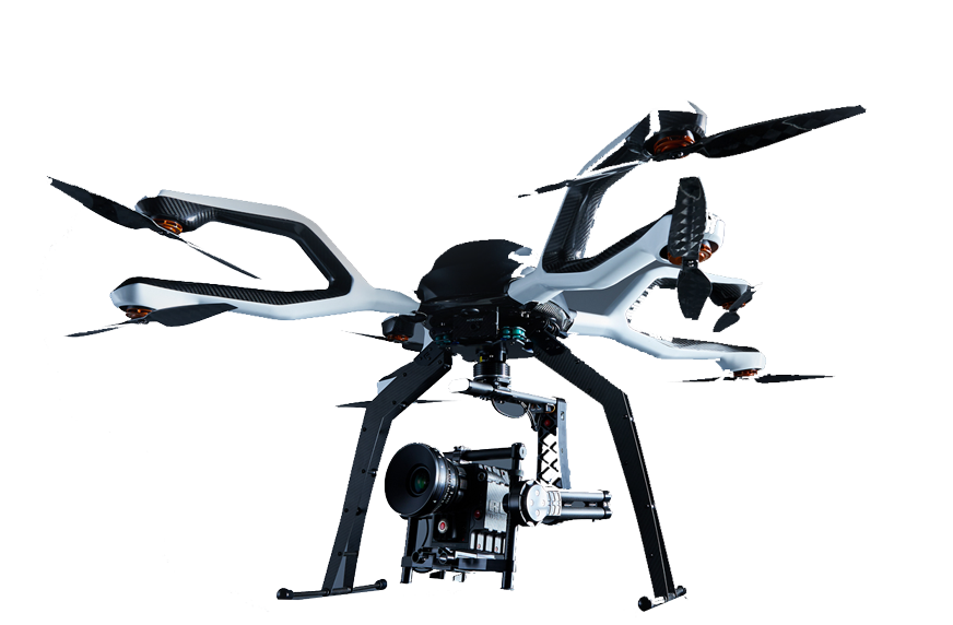 Acecore NEO Drone with Red cinema camera 1