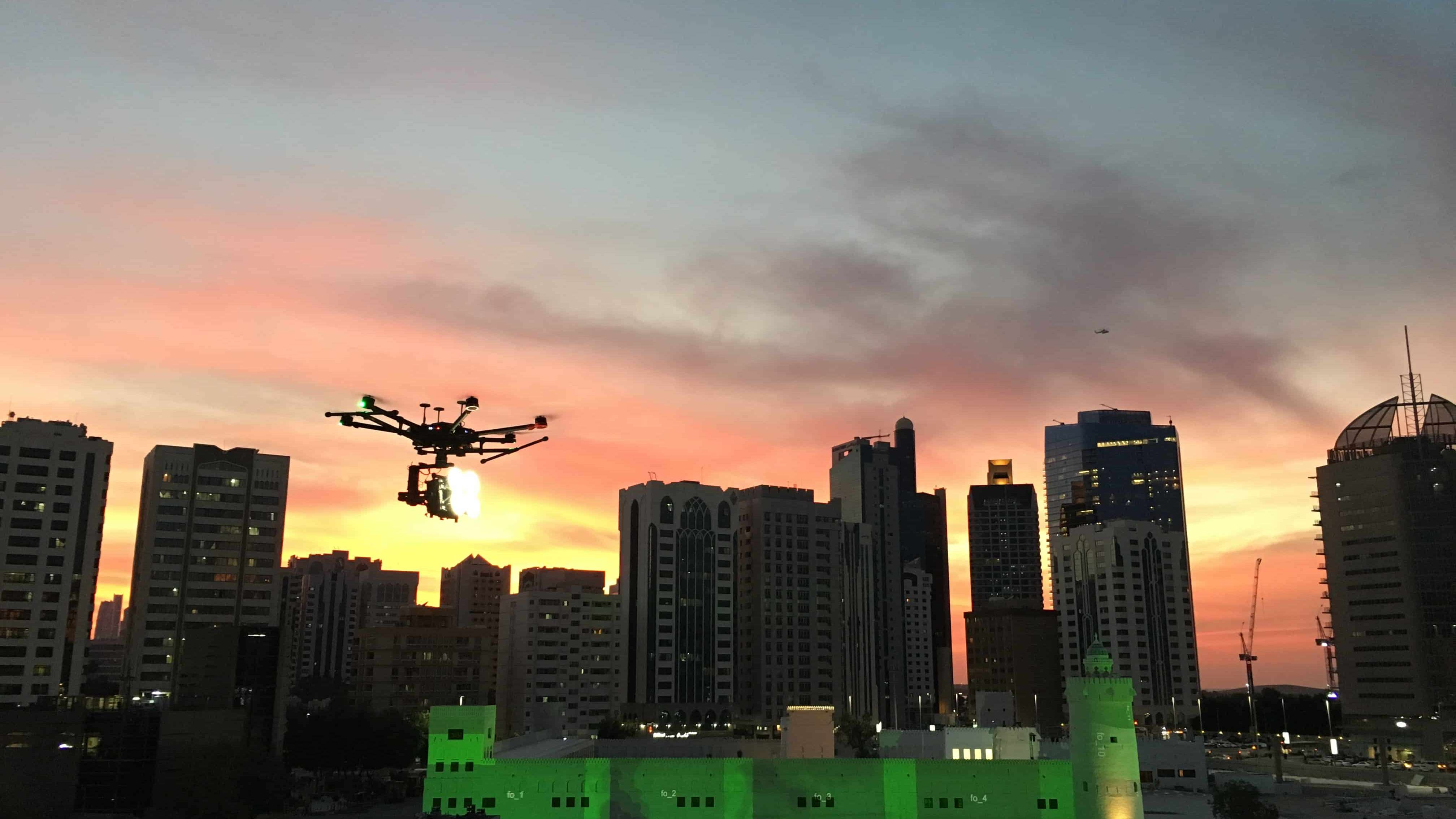airscope drone qasr hosn uai