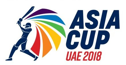 Asia Cup 2018 Logo